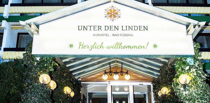 Morada Kurhotel Unter den Linden Bad Füssing