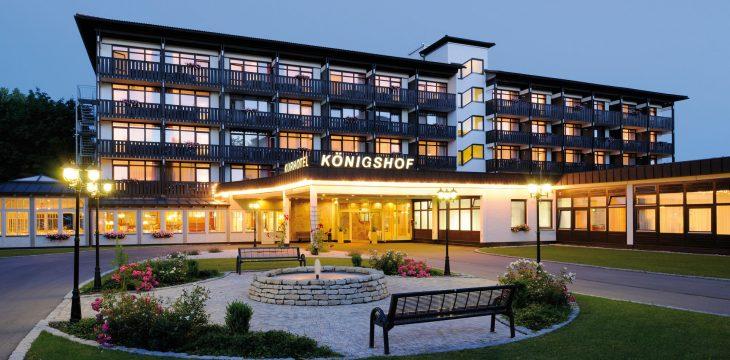 Johannesbad Hotel Füssinger Hof<br/>5 Nächte ab € 309,-