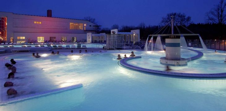 Wellness in Bad Füssing <br/>3 Nächte Halbpension ab 89€