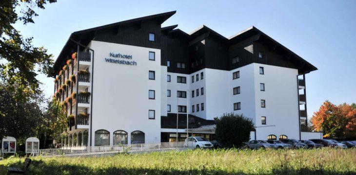 Kurhotel Wittelsbach <br/>in Bad Füssing<br/>5 Nächte HP ab 299.-