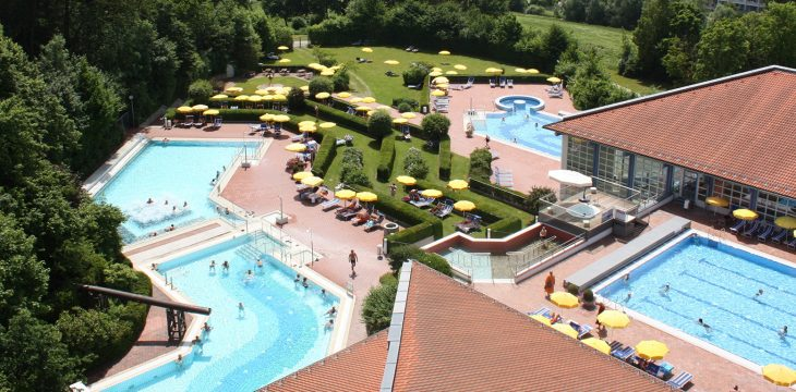 Hotel Summerhof in Bad Griesbach <br/>3 Nächte HP ab 129€